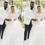 Photos from Fashion Designer Yomi Casual's White Wedding in Lagos