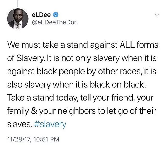 Eldee on Libya Slavery 01
