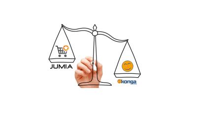 Konga vs Jumia