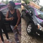 Meet 17-Year-Old Nigerian Boy Who Buys N11million Lexus SUV Jeep for His Mum