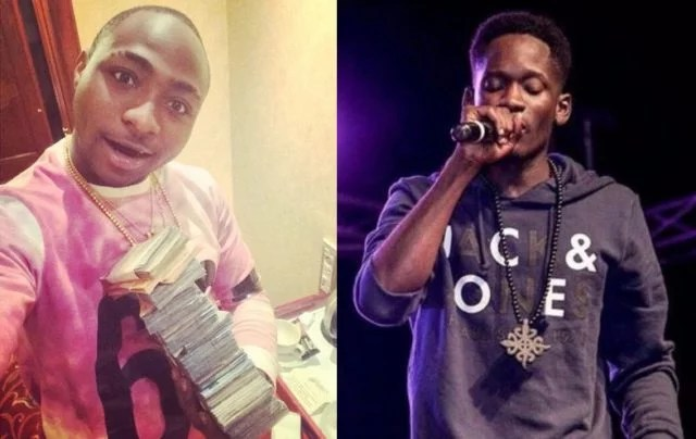 Image result for Mr Eazi and Davido