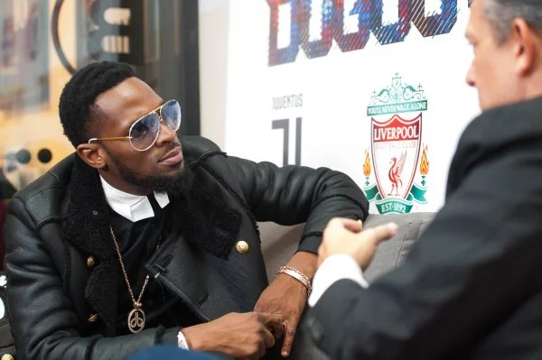 Dbanj Launches CREAM Sports 08