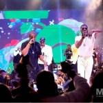 How Davido Reunite All Mo'Hits Records Crew at #30BillionConcert