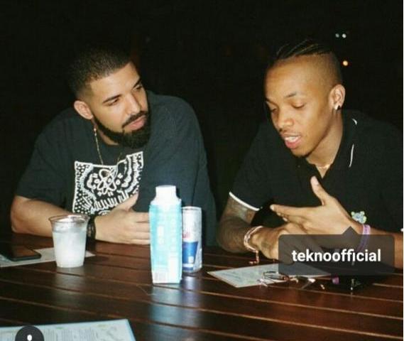 Drake and Tekno