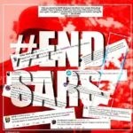 #EndSARS : How Nigerian Celebrities Lend Their Voice to the Brutality Activities of SARS