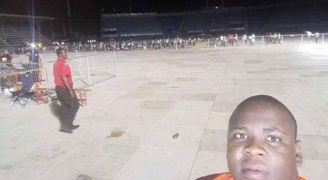 Wizkid Concert in Botswana 00