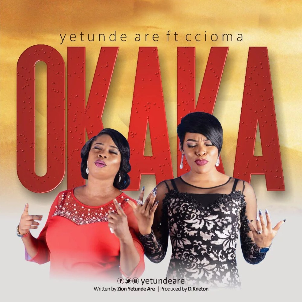 Yetunde Are -- Okaka Ft. Ccioma 00