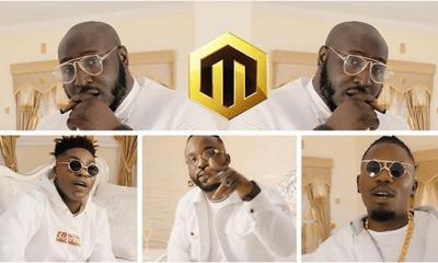 DJ Big N -- The Trilogy x Reekado Banks x Iyanya x Ycee