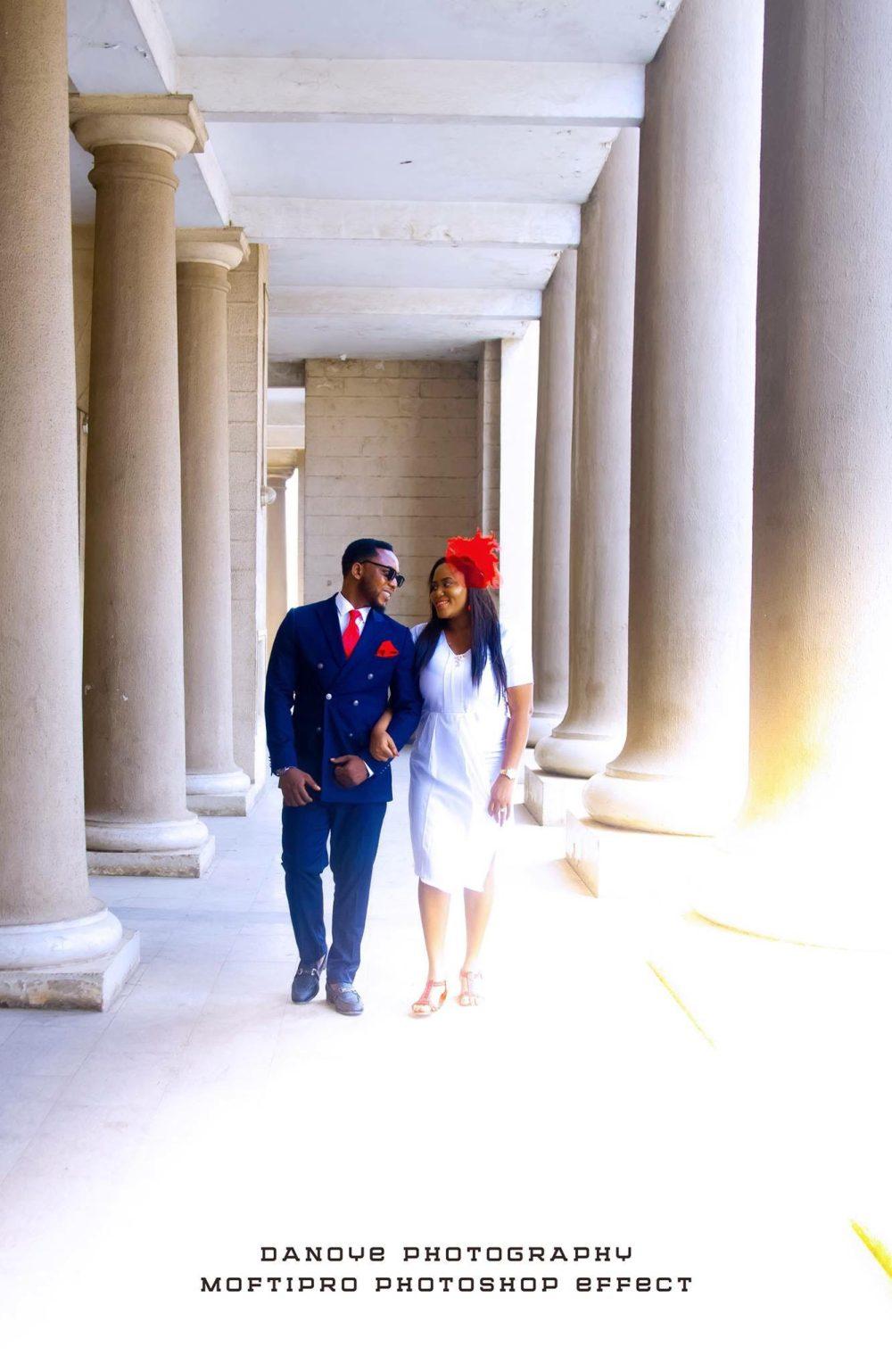 Mofti Pro Secretly Married Eniola In Ibadan 00