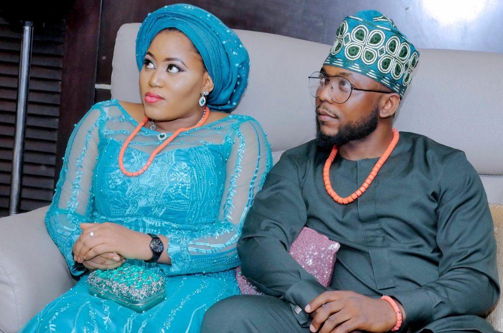 Mofti Pro Secretly Married Eniola In Ibadan 01
