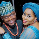 GYOnlineNG Exclusive : Like D'banj & Funke Akindele, Model Star Mofti Pro Secretly Married Eniola In Ibadan