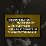 """The Sad Case of Telcos Reaping Bulk Rewards of Musicians """" Blood & Sweat """""""