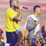 #SoundcityMVP : How Davido Celebrates Wizkid, Olamide, D'banj and Others For Putting Africa Music On Global Map at Soundcity MVP Awards Festival 2018