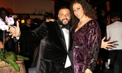 DJ Khaled and Nicole Tuck
