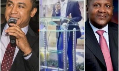 RCCG Pastor Who Said Dangote Will Not Make Heaven