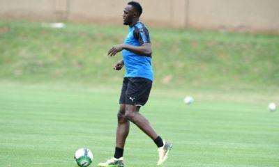 Usain Bolt Signs For Football Club