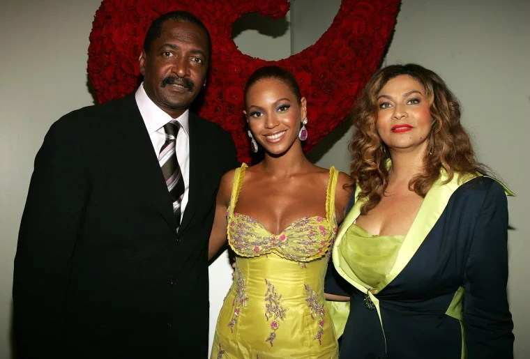 beyonce and her father 00
