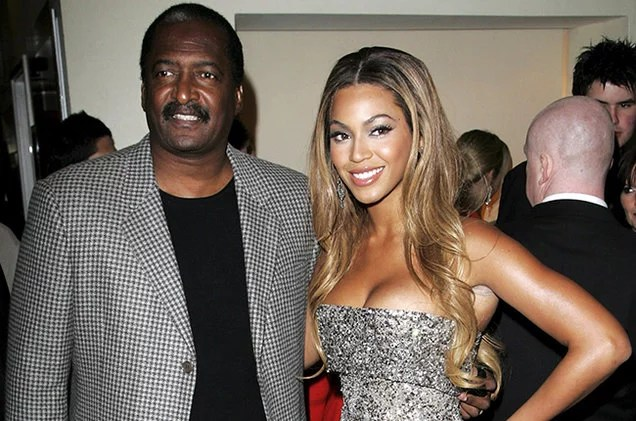 beyonce and her father
