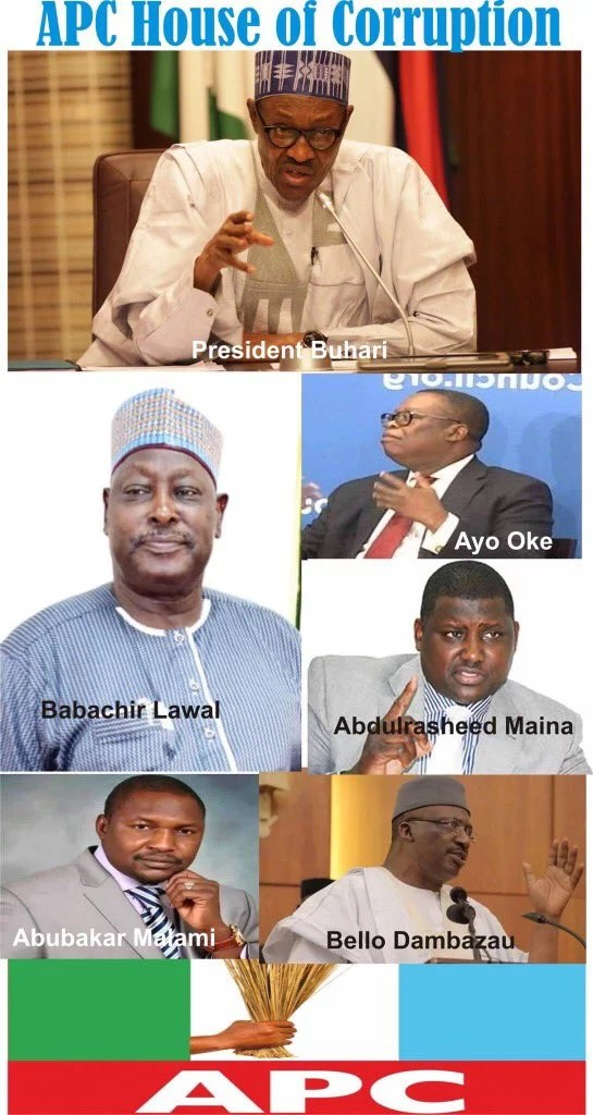 APC House Of Corruption