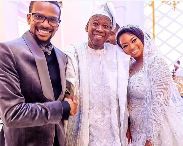 Gov Ajimobi Son Weds Gov Ganduje Daughter in Ibadan 09 (1)