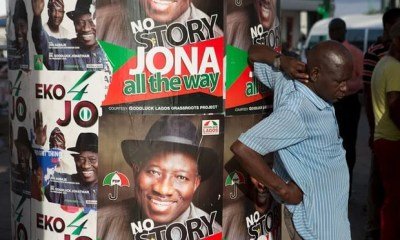 Nigeria 2015 Election
