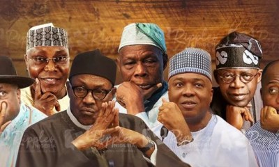 10 most influential Nigerian politicians ahead of 2019