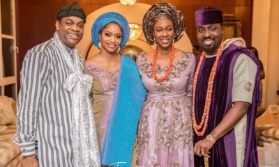 DJ Caise Weds Donald Duke Daughter