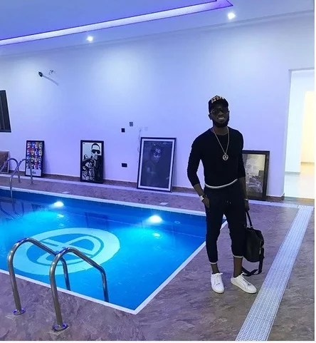 Dbanj Customised Pool