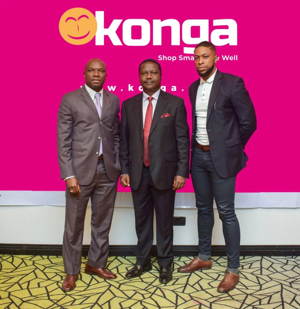 Konga and Yudala Merger Together