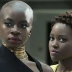Black Panther's Stars Lupita Nyong and Dani Gurira Are In Lagos, Nigeria