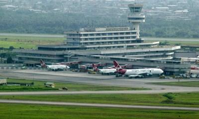 Murtala Airport Lagos