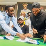 Ji Masun!!! Davido Signs Idowest As New Newest Addition DMW's Label