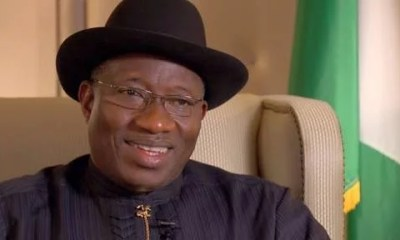 Ex President Goodluck Jonathan