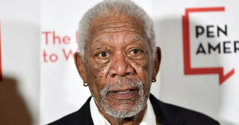 Oscar Winner Morgan Freeman