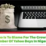 Who Is To Blame For The Growing Number Of Yahoo Boys In Nigeria?