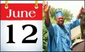 Buhari and June 12