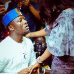 Demola Expoze Off The Market Of Bachelorhood! Popular Digital Marketer Demola Expoze Proposes to His Girlfriend, Adebisi Taiwo