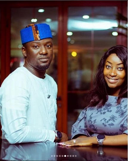 Demola Expoze Proposes to His Girlfriend Adebisi Taiwo 00 (2)