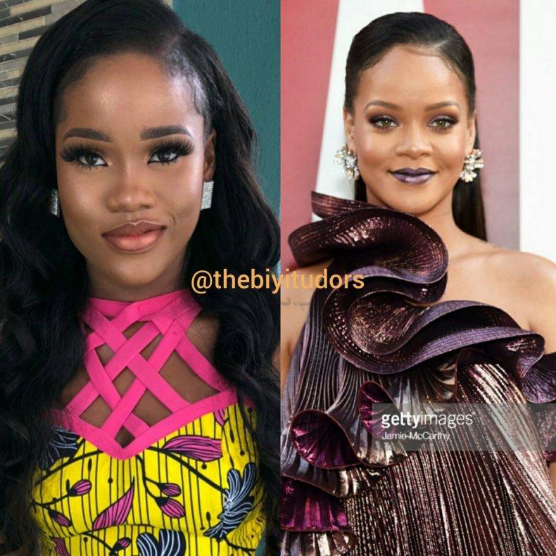 Rihanna and Cee-C 04