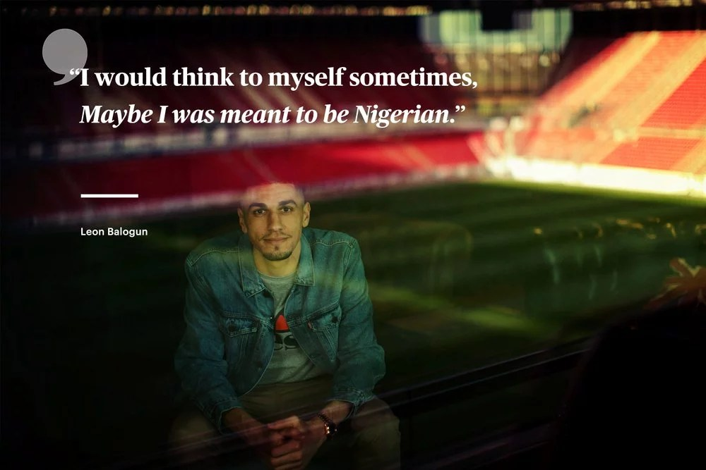 Super Eagles Defender Leon Balogun Quote