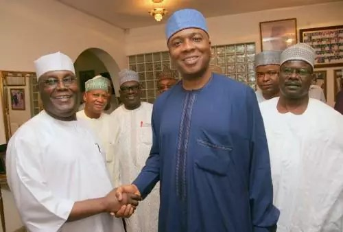 Saraki and Atiku