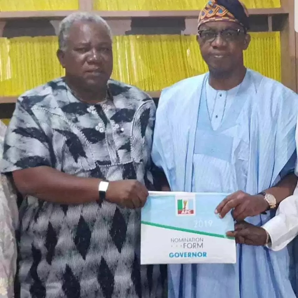 Dapo Abiodun Joins Governorship Race