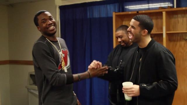 Drake & Meek Mill Ends Beef