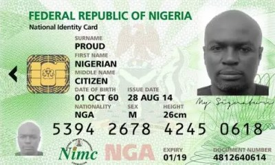 National ID Card