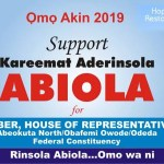 MKO Abiola Legacy Lives On, As Rinsola Abiola Declares Interest to Run For Federal House Of Rep In Ogun