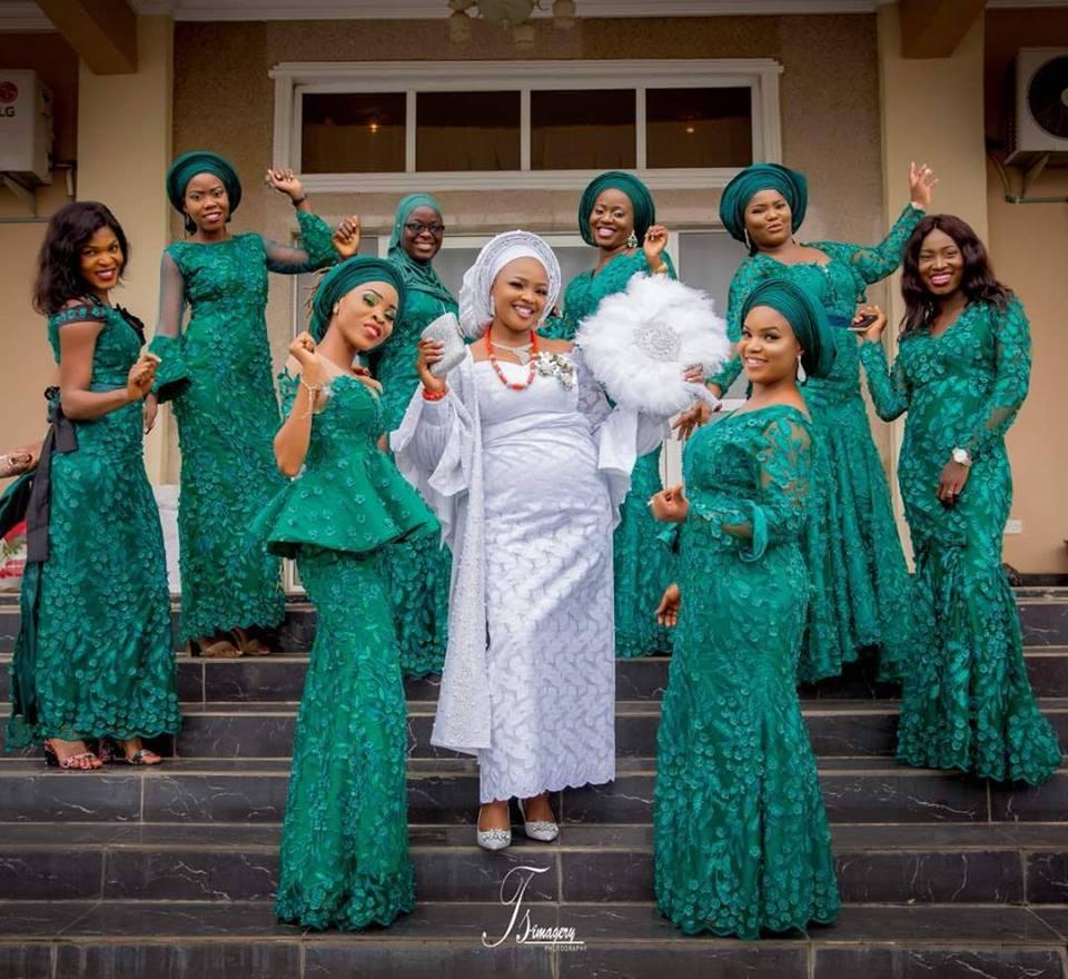 Biola and Gbemi Weds In Ibadan 02