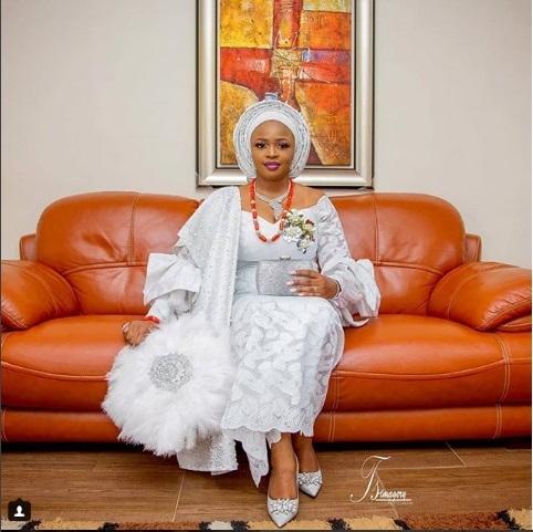 Biola and Gbemi Weds In Ibadan 19