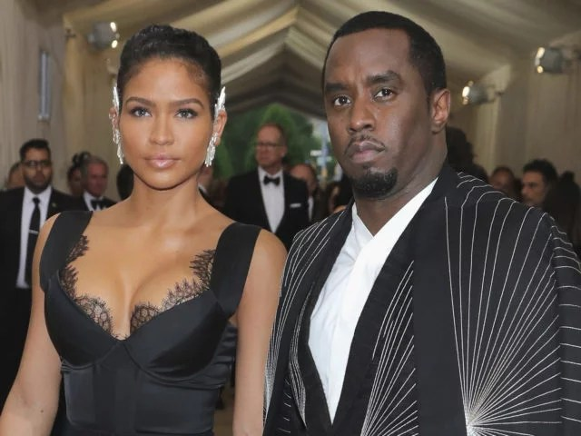 Cassie and Diddy Breaks Up After 11 Years