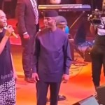 "Femi Kuti Openly Told VP Osinbajo "" I Won't Support Buhari "" At Felebration 2018"