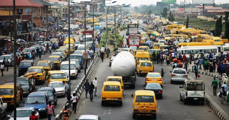 Lagos Traffic Congestion